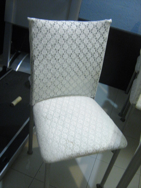 Dining Chair Facelift