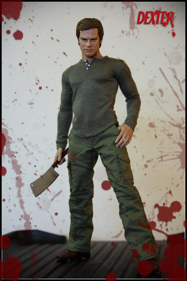 Dexter Killing Outfit