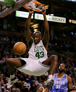 American basketball player kendrick perkins