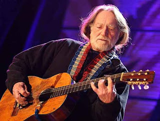 American  singer-songwriter Willie Nelson