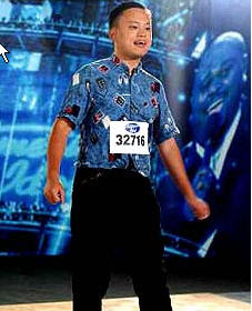 outsider musician William Hung
