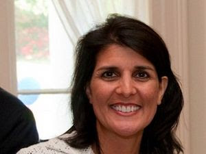 nikki haley Wallpapers