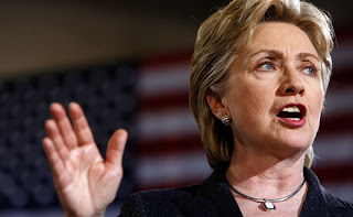 'Hillary Rodham Clinton'Secretary of u.s.