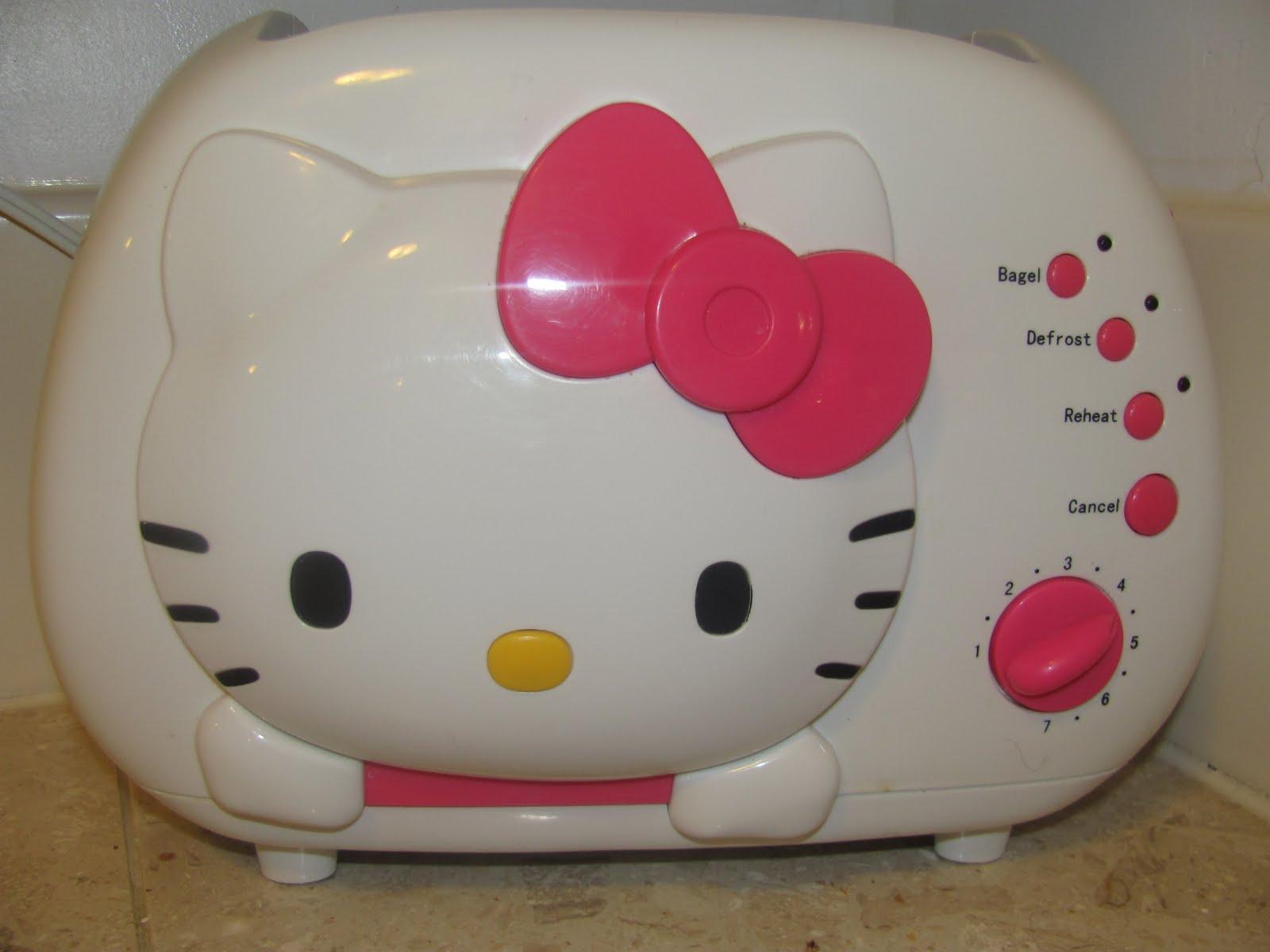 Hello Kitty Toaster Target