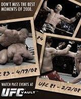 UFC Vault
