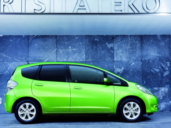 All Car News 2011 Honda Jazz Hybrid Details And Video
