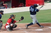 Henry Wrigley struck his sixth home run of the season to win the game for the Stone Crabs on Monday night.
