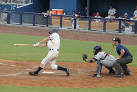Henry Wrigley was a franchise best 5 for 5 in Thursday nights game against Brevard County.