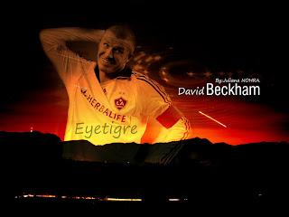 Wallpaper David Beckham