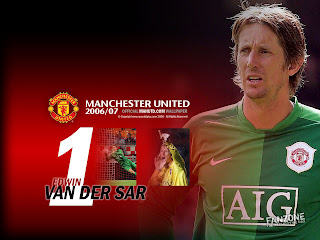 Edwin Van Der Sar Wallpaper