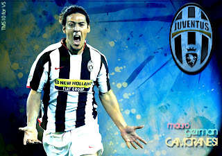 Wallpaper Mauro Camoranesi
