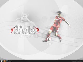 Wallpaper Xabi Alonso