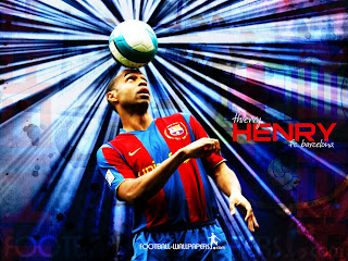 Wallpaper Thierry Henry