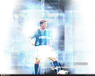 Wallpaper Javier Zanetti