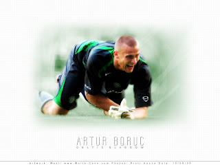 Artur Boruc Wallpaper