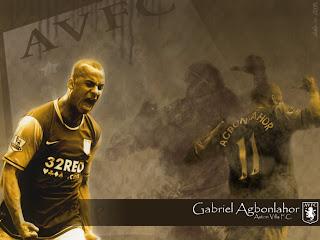 Gabriel Agbonlahor Wallpaper