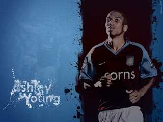 Wallpaper Ashley Young