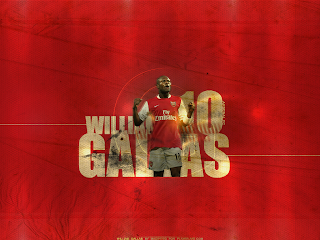 Wallpaper William Gallas