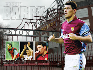 Gareth Barry Wallpaper