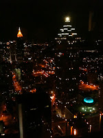 View of Atlanta from The Sun Dial
