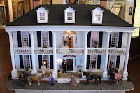 Gone With the Wind doll house