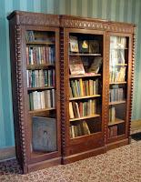 Harris' (partial) Book Collection