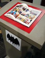 Graphic Novel Kiosk