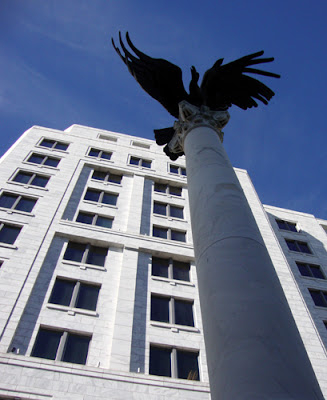 Federal Reserve Bank Eagle