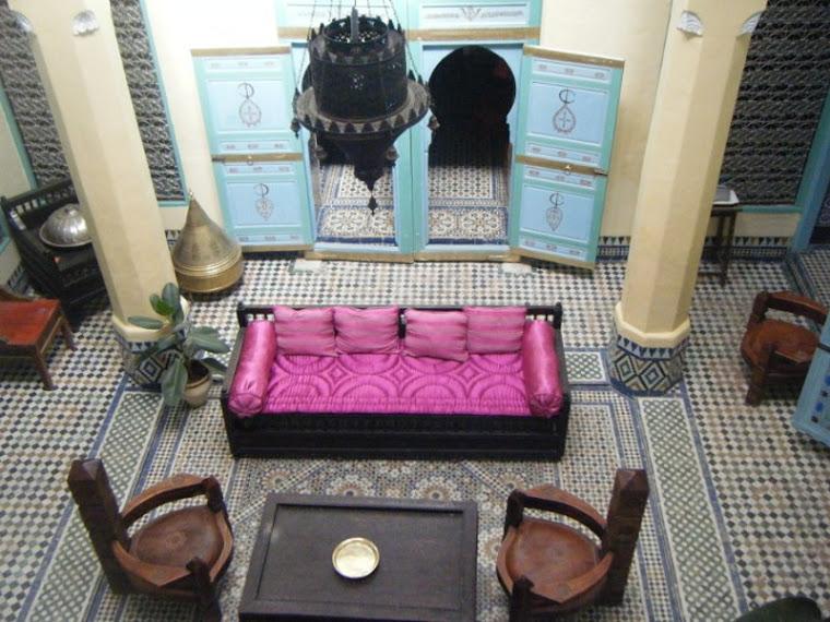 Le Riad Amazigh