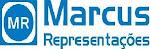 Marcus Representações - Logomarca