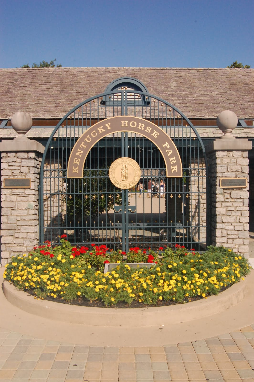 Between The Fenceposts: The Kentucky Horse Park on