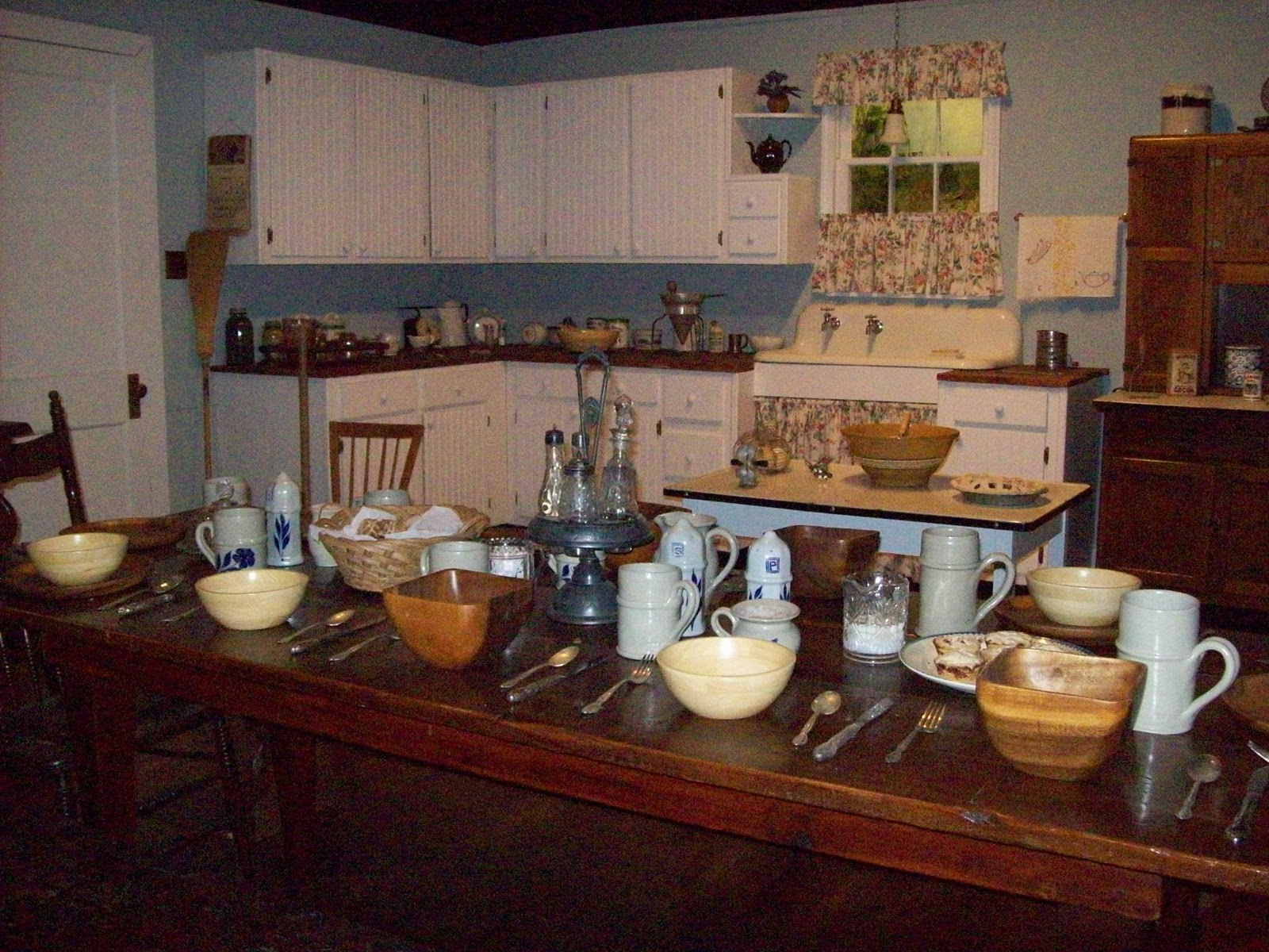 The Waltons Kitchen Table Creepingthyme Info