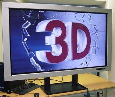 Apple patenta la tecnología 3D sin necesidad de gafas especiales