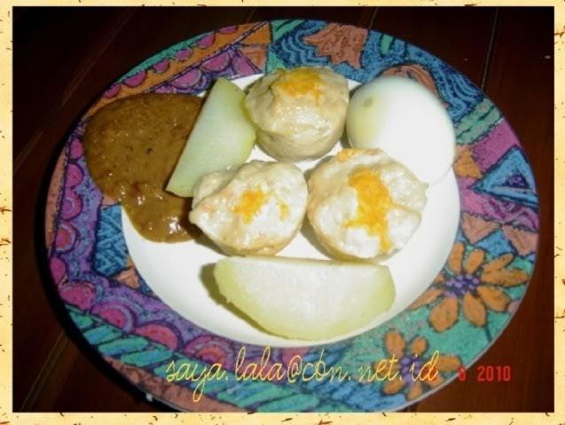 ... berGARANSI (Mixer Roti/Pao/Pizza, Cake dan Kue): Siomay Ayam Udang