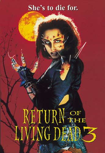 Return of the Living Dead III movie