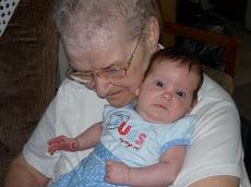 We love you Great Grandma Thompson!