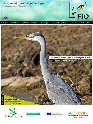 La quinta edición de La Feria Internacional de Turismo Ornitológico