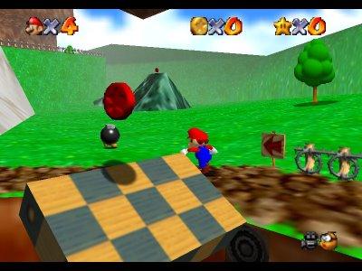 Super Mario 64 (N64) Super+Mario+64+%28U%29++snap0002