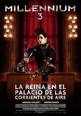 Millenium 3 - La Reina en el Palacio de las Corrientes de Aire