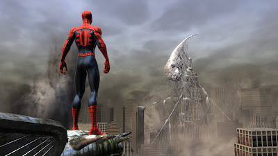 Spiderman - Web of Shadows