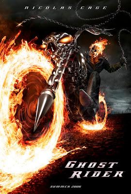 Motorista Fantasma - Ghost Rider