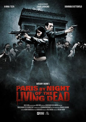 Paris by the Night of the Living Dead