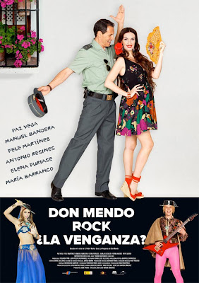 Don Mendo Rock ¿La venganza?