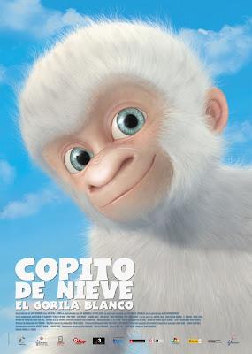 Copito de Nieve: El gorila blanco