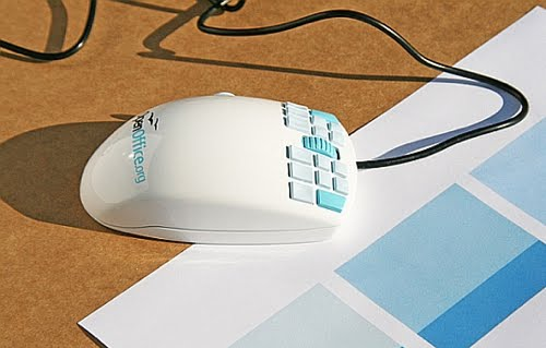 Open Office 18 button Mouse