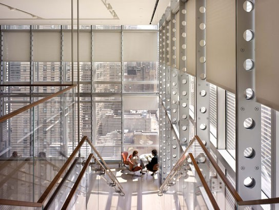 Monique e lord byron renzo piano for New york times interior design