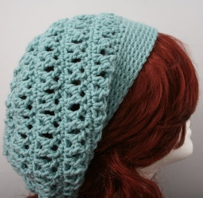 Pattern For Crochet Beret | Learn to Crochet