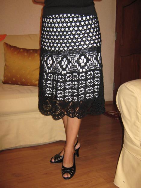 una falda muy especial