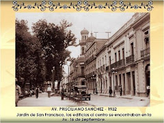 Guadalajara de mis recuerdos