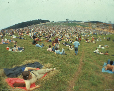 i wish i could {HAVE GONE TO WOODSTOCK '69}